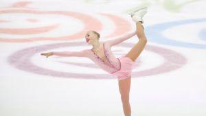 Linnea Ceder, EM-kisoissa 2020