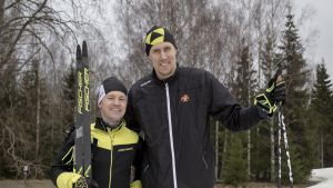 Sami Jauhojärvi Marko Anttila