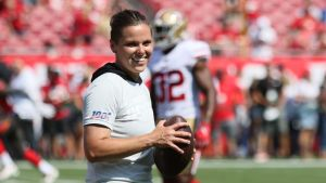 Katie Sowers 49ers
