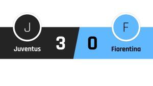 Juventus - Fiorentina 3-0