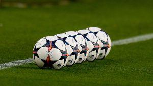Kuvituskuva jalkapallo Mestarien liiga