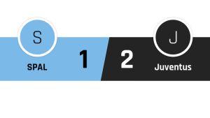 SPAL - Juventus 1-2