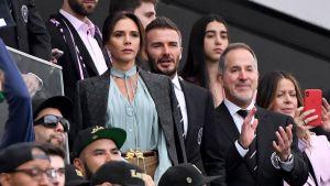 Inter Miamin avausottelu MLS-liigassa päättyi tappioon. David Beckham katsomossa.