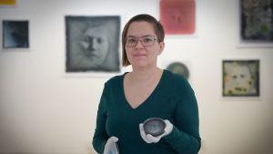 Johanna Rotko, biotaide, hiivagrammi