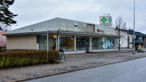 Kotisairaala Luotsi Oy:n entinen toimipaikka Turun Luolavuoressa.