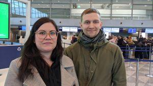 Timo ja Johanna Kossi, Harjavalta.