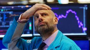Pörssimeklari New Yorkin pörssissä