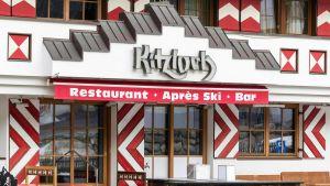 After ski -baari Kitzloch  Ischgl:ssa.