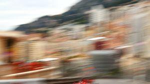 Monacon GP Sebastian Vettel