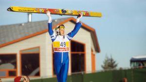 Matti Nykänen Calgary 1988