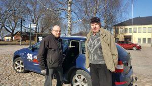 Jukka Jyrkinen ja Martti Tervonen