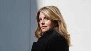 Hallie Rubenhold kirjailija, historiantutkija, tv-persoona