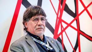 Kirjailija Luis Sepúlveda.