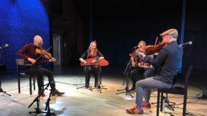 Konsertissa esiintyvät Esko Järvelä, Maija Pokela, Antti Järvelä ja Casey Driessen.