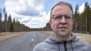 Pramian yrittäjä Marko Mäkinen