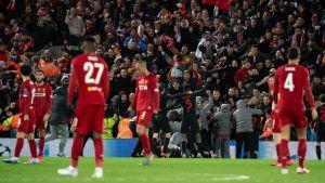 Liverpool Atletico Madrid