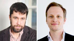 Jonas Sivelä ja Jussi Sane