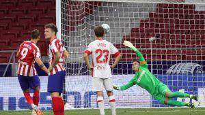 Ottelun avausmaalin Alvaro Morata laittoi sisään pilkulta 29. minuutilla.