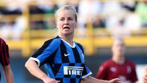 Anna Auvinen, Inter Milan
