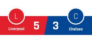 Liverpool - Chelsea 5-3