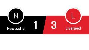 Newcastle - Liverpool 1-3