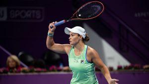 Ashleigh Barty Doha 2020