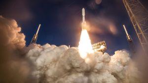 Mars2020-mission luotaimen kantoraketti laukastiin kohti Mars-planeettaa torstaina noin kello 15 Suomen aikaa Floridan Cape Canaveralista.
