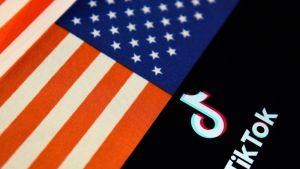 Tiktok, USA:n lippu