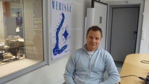 Ravitsemusasiantuntija Patrik Borg Taustapeilin vieraana