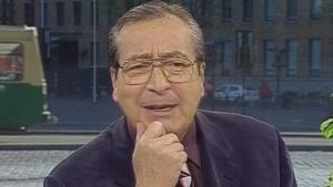 Vicar Aamu-tv:n vieraana vuonna 2001.