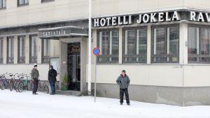 Hotelli-ravintola Wanha Jokela.