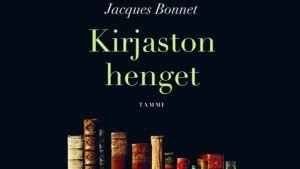 Kirjaston henget -kirjan kansi