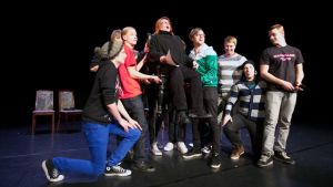 Suomen paras poikateatteri