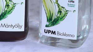 Biopolttoainetta