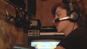 Masa Radion studiosta lähtee ohjelmaa lauantaiöisin.