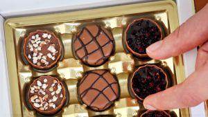 Suklaakonvehtirasia.