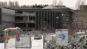 Nokian Salon toimipiste.