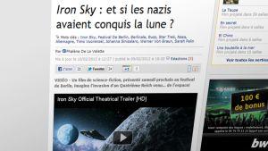 Ruutukaappaus Le Figaro -lehden verkkosivusta.