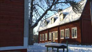Pukkilan museo Kaarinassa