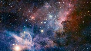 Kuva Kölin sumusta (Carina Nebula).