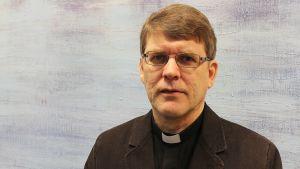 Jyväskylän seurakunnan uusi kirkkoherra Arto Viitala.