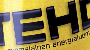 Olvin Teho-energiajuoman logo