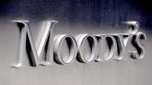 Moody's:in kyltti.