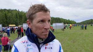 Päävalmentaja Janne Salmi oli erittäin tyytyväinen naisten joukkueen tulokseen.