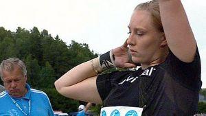 Johanna Pulkkinen.