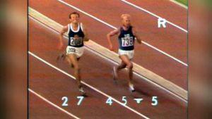 Juha Väätäinen vuoden 1971 EM-kisoissa.