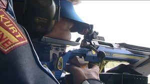 Henri Häkkinen ammunta kivääriammunta ampumaurheilu