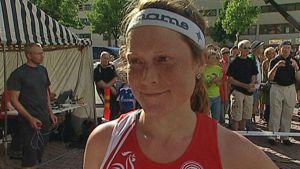 Suunnistaja Anni-Maija Fincke