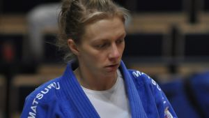 Jaana Sundberg kuvassa