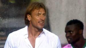 Herve Renard päävalmentaja sambia jalkapallo Afrikan mestaruusturnaus Nations cup 2012